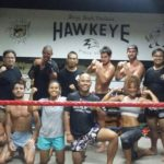 Group class at daily gym bali