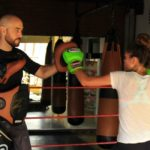 One on one training Boxing